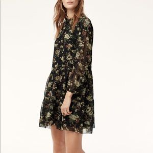 Wilfred Dresses - Wilfred Lamare Dress Floral Boho Small